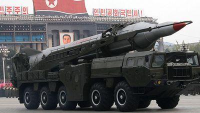 Кндр активизирует свои испытания баллистических ракет