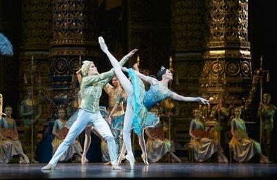 Ко дню столицы под открытым небом покажут балет «баядерка»
