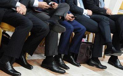 Кодекс чести не запрещает госслужащим спать на совещаниях