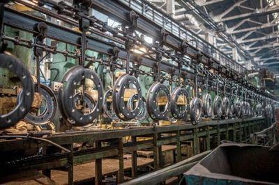 Колесное производство чкпз демонстрирует рекордные показатели - «новости челябинска»