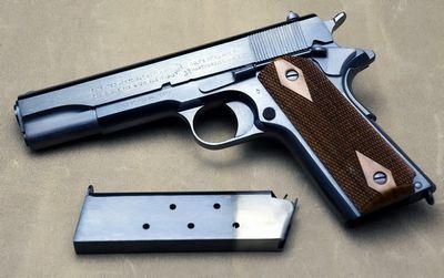 «Кольт» m1911: нестареющая классика оружейного мира