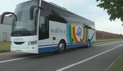Компания vanhool намерена производить автобусы в казахстане