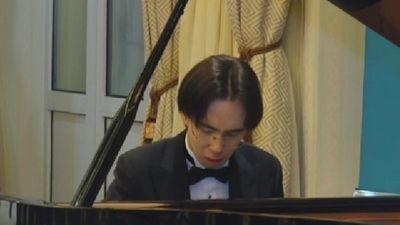 Концерт казахстанского моцарта прошел в штаб-квартире шос в пекине