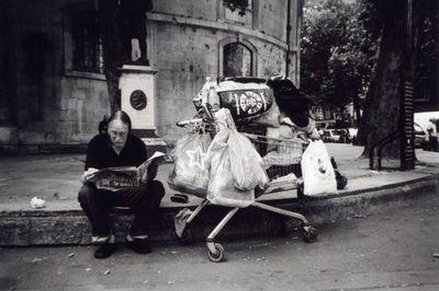 Конкурс бездомных фотографов «мой лондон»