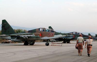 Координационный центр по примирению создан на российской авиабазе хмеймим