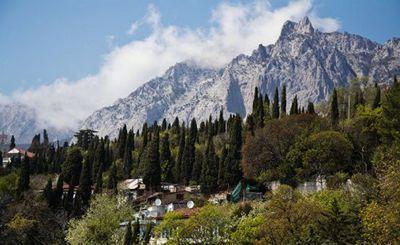 Крым: недвижимость в заложниках доллара - «экономика»