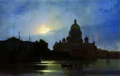 Куинджи архип иванович – великий русский пейзажист