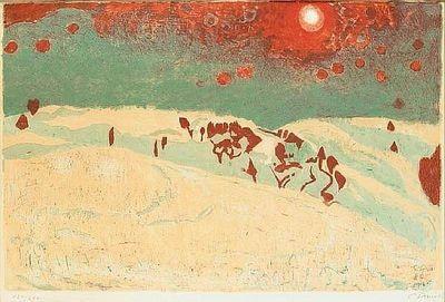 Куно амье известный швейцарский художник-постимпрессионист
