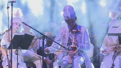 Кызылординский оркестр принял участие в фестивале тюрксой