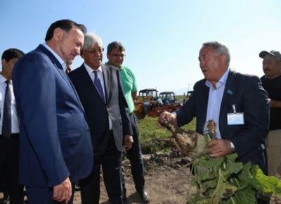 М.кул-мухаммед проверил реализацию госпрограмм в алматинской области