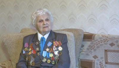М.полторацкая: в 17 я уехала на войну, хотела стать разведчицей