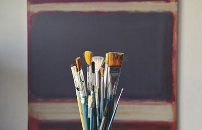 Магазин для художников: как не потеряться в разнообразии материалов