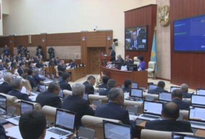 Мажилис одобрил поправки в бюджет до 2018 года