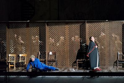 Медет чотабаев дебютировал на сцене graz opera в австрии