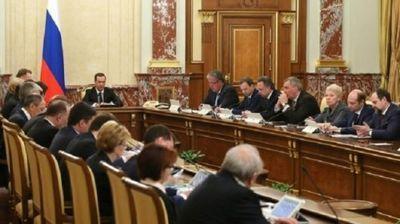 Медведев: нестоит ожидать скорой отмены санкций против россии - «экономика»