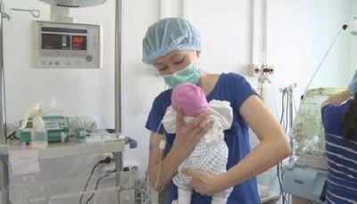 Международный день недоношенных детей отмечают во всем мире 17 ноября