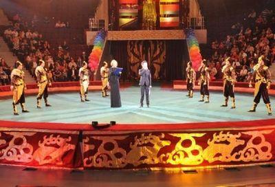 Международный фестиваль циркового искусства откроется в астане