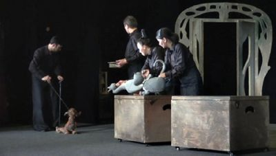 Международный фестиваль кукольного искусства проходит в бишкеке