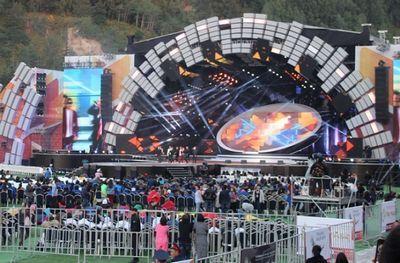 Международный фестиваль star of asia проходит в алматы