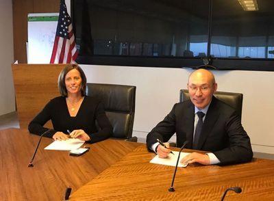 Мфц «астана» и nasdaq подписали меморандум о взаимопонимании и сотрудничестве