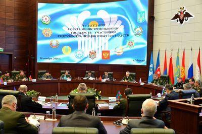 Министр обороны рк принял участие в заседании совета министров обороны снг