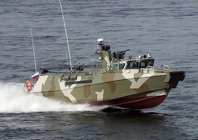 Минобороны заказало быстроходные патрульные катера «раптор»