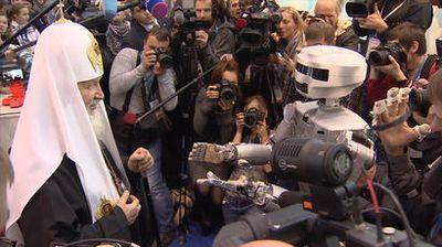 Минобороны заказало разработку роботов для эвакуации раненых
