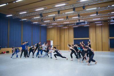 Мировая премьера одноактных балетов пройдет в «астана опера»