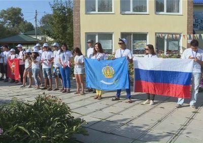 Молодежь учили толерантности в международном лагере в уральске