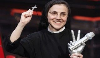 Монахиня выпустила дебютный альбом