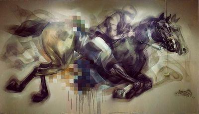 Morik aber граффити-художники из сибири