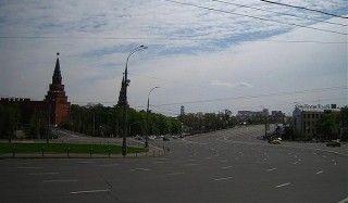 Москвичи выбрали место для князя владимира