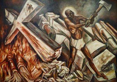 Мурализм. мексиканская живопись