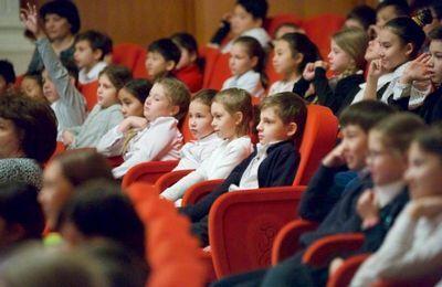Музыкальные новинки для самых маленьких подготовил театр «астана опера»