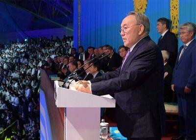 Н.назарбаев: мир, согласие, стабильность – наше золотое достояние