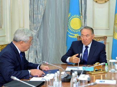 Н.назарбаев поручил мид казахстана поднимать имидж страны
