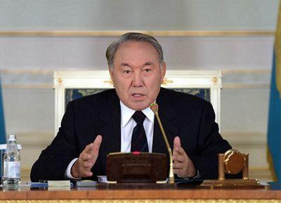 Н.назарбаев высказался о переименовании столицы