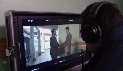 На телеканале «хабар» – премьера фильма «человек-песня»