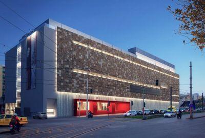 Национальный музей современного искусства в афинах