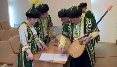 Народный ансамбль национальных инструментов из силантьевки - как это было