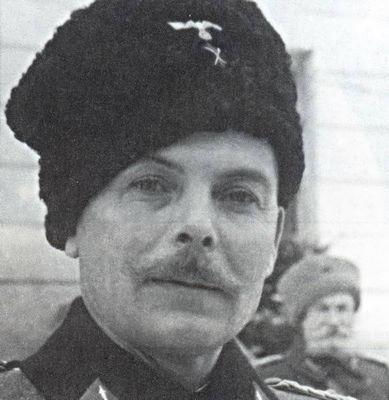 Народный артист из кавалерии огпу