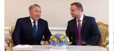 Назарбаев— дуде: давайте договоримся сроссией хотябы потранспорту - «экономика»