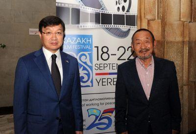 Неделя казахстанского кино в ереване открылась показом киноленты «шал»