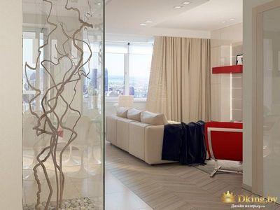 Необычный интерьер двухкомнатных квартир – какой он?