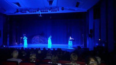 Новую постановку «карагоз» показали в берлине