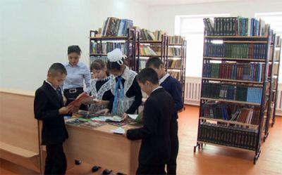 Новую школу взамен аварийной построили в актюбинской области