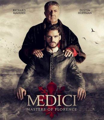 Новый исторический сериал медичи: повелители флоренции
