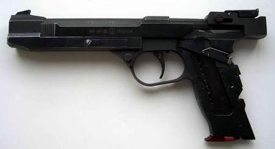 Новый пистолет евгения ефимова