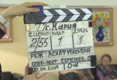 Новый сериал снимает для своих телезрителей «хабар»