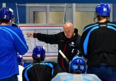 Новый тренер «барыса» рассказал о задачах хоккеистов команды